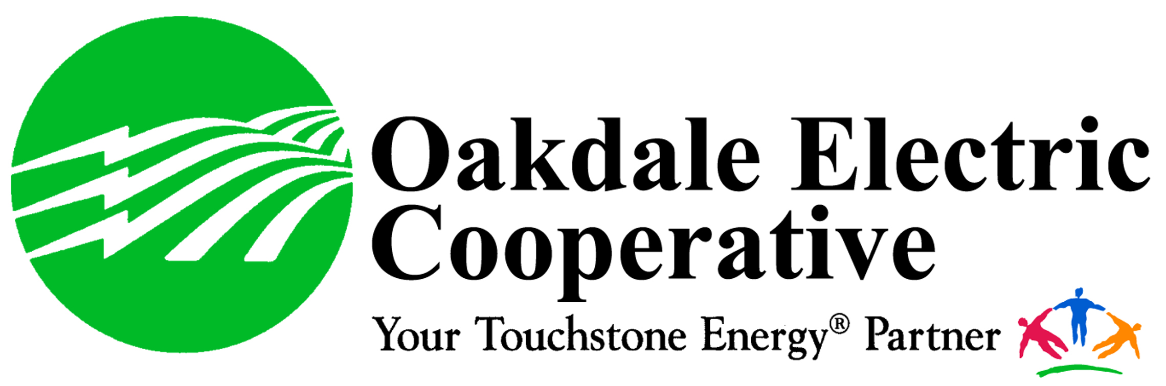Oakdale Electric Cooperative Logo